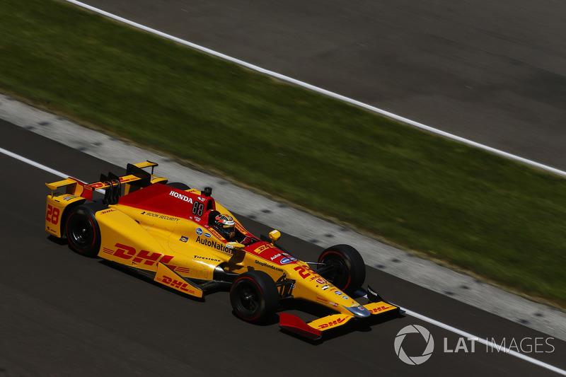 28. Райан Хантер-Рей, Andretti Honda