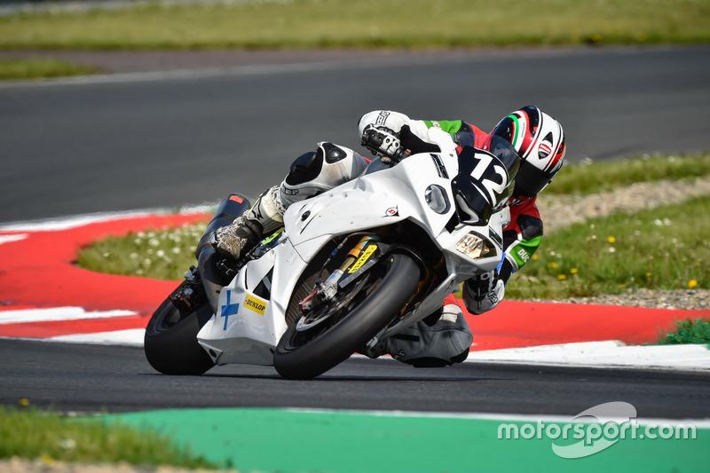 23. #12 KSB ONE Racing – Raimo Kesseli, Magnus Collin - 77 Runden