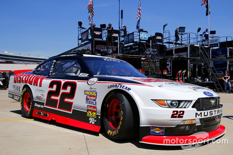Ryan Blaney, Team Penske, Ford