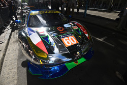 №60 Clearwater Racing Ferrari 488 GTE: Ричард Уи, Алвару Парент, Хироки Като