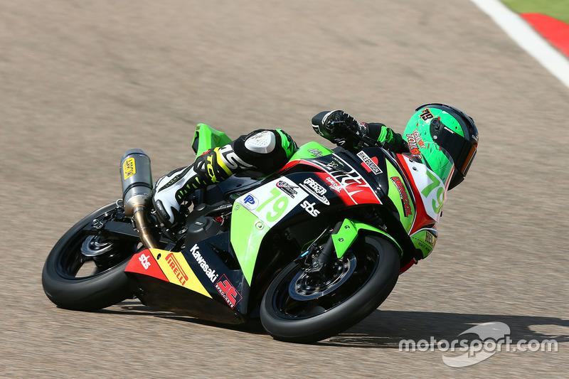 Chris Taylor, MTM HS Kawasaki