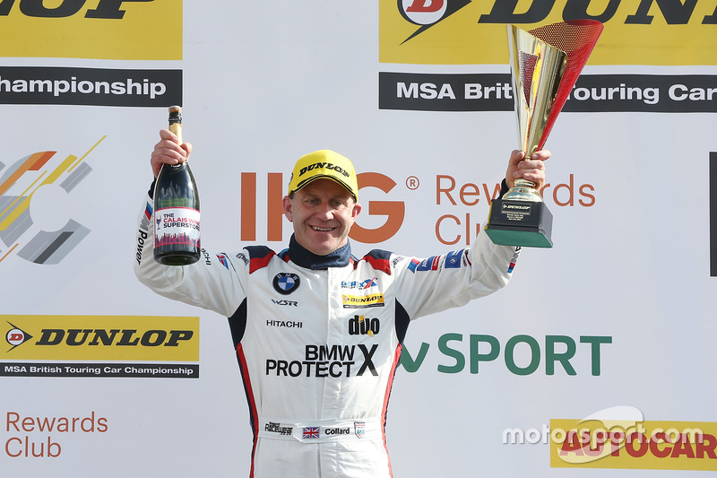 Tercero, Rob Collard, Team BMW BMW 125i M Sport