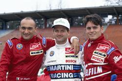 Gabriele Tarquini; Nicola Larini; Giancarlo Fisichella
