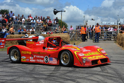 Nicolas Minassian Ferrari 333SP