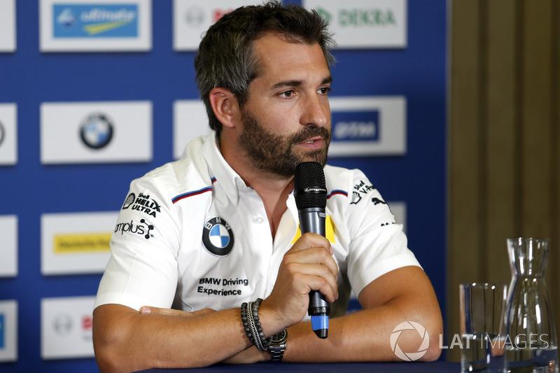 Прес-конференція, Тімо Глок, BMW Team RMG, BMW M4 DTM