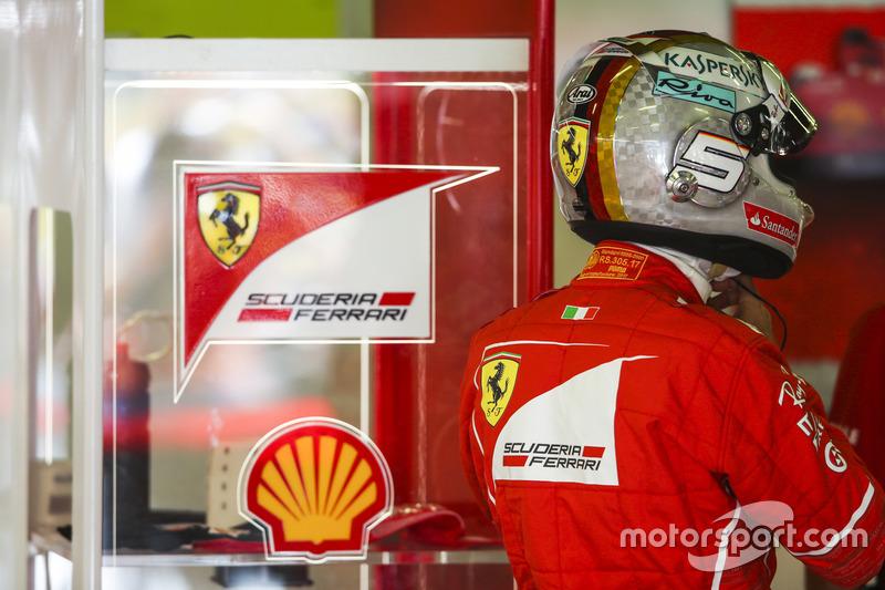 Espagne - Sebastian Vettel