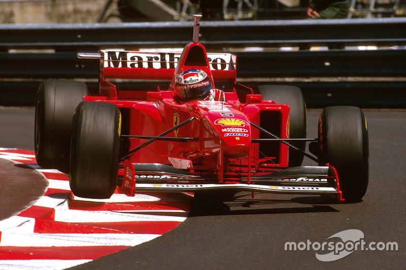 GP Monako 1997