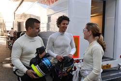F1 Experiences 2-Seater drivers Zsolt Baumgartner, Patrick Friesache