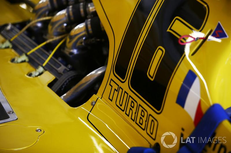 Renault Sport F1 Team: Franck Montagny