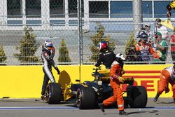 Ромен Грожан, Haas F1 Team, Джоліон Палмер, Renault Sport F1 Team RS17
