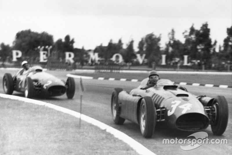 Луїджі Муссо (Ferrari) - Аргентина, 1956