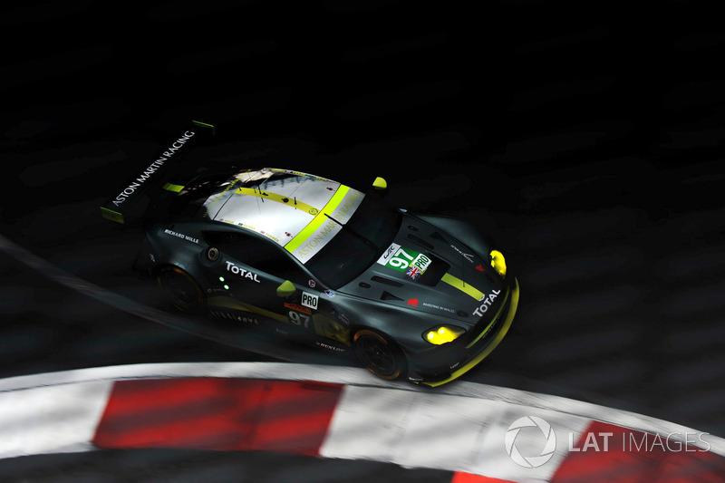 8. GTE-Pro: #97 Aston Martin Racing, Aston Martin Vantage