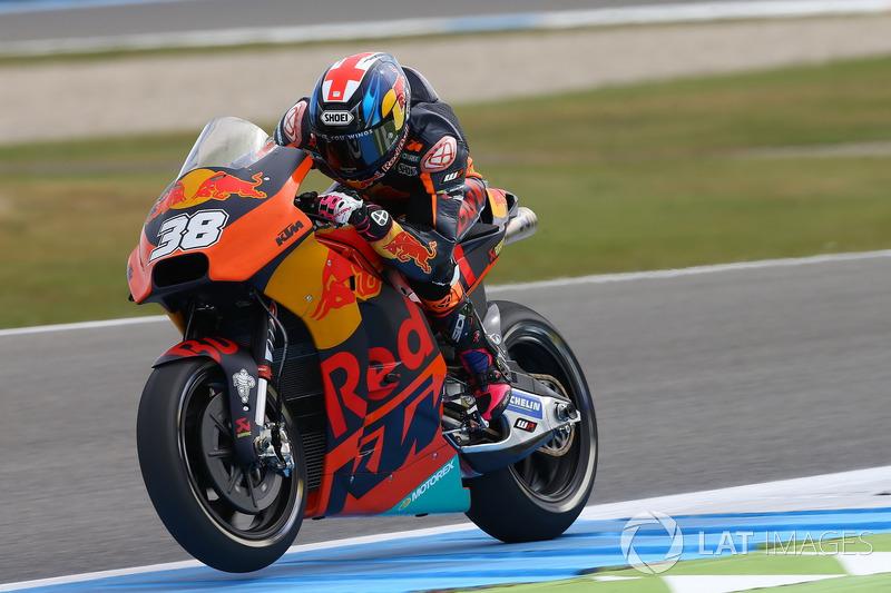 Bradley Smith (Red Bull KTM Factory Racing)