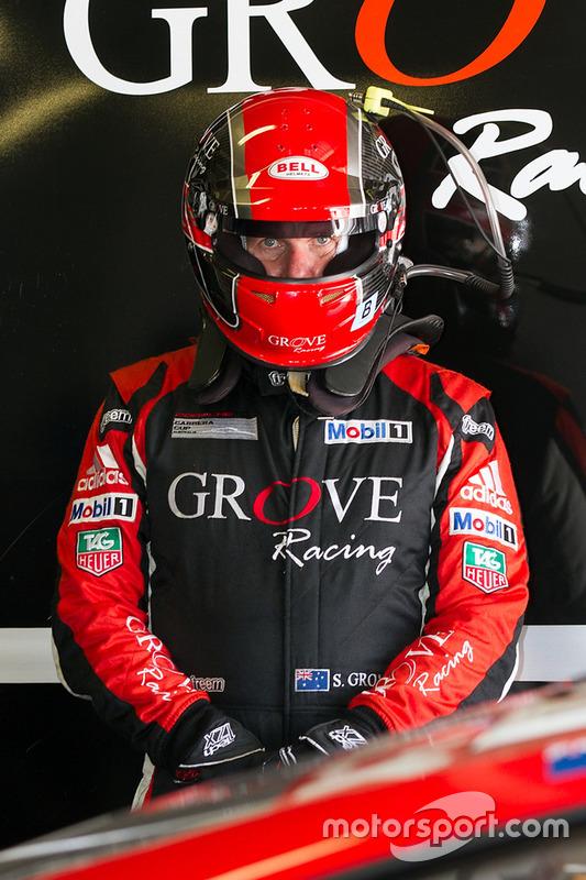 #4 Grove Motorsport Porsche 997 GT3 Cup: Stephen Grove
