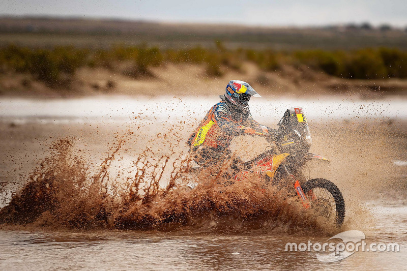 Маттиас Валькнер, Red Bull KTM Factory Team, KTM 450 Rally