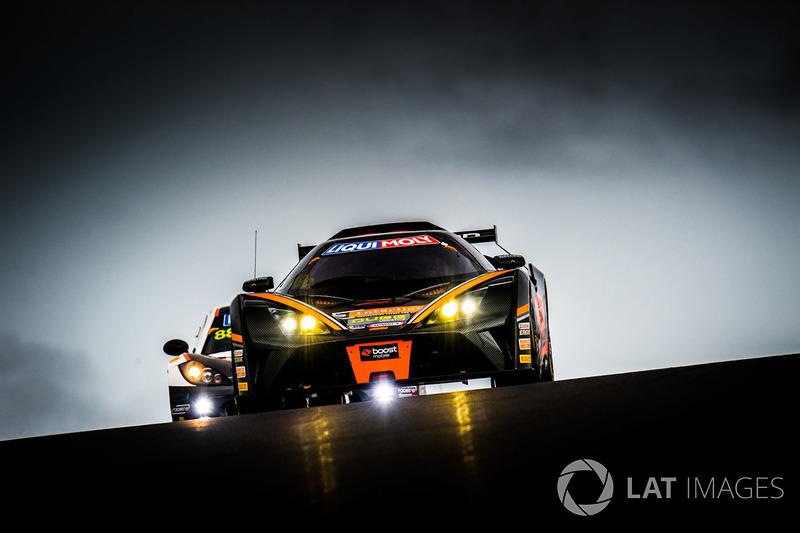 KTM / M Motorsport, KTM X-Bow GT4 (№47)