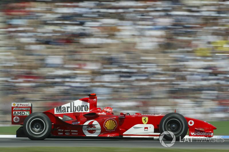 #81 GP d'Allemagne 2004