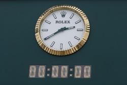 Годинник показує нулі