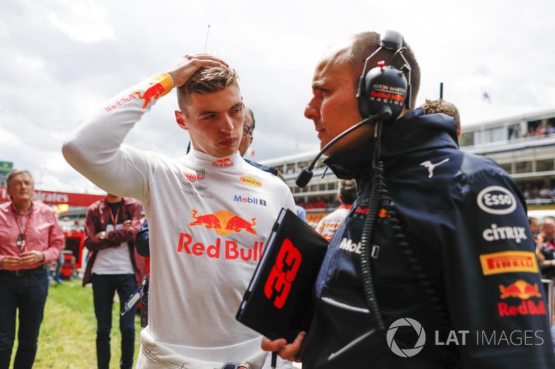 A rajt előtti pillanatok Barcelonából - F1 2018
