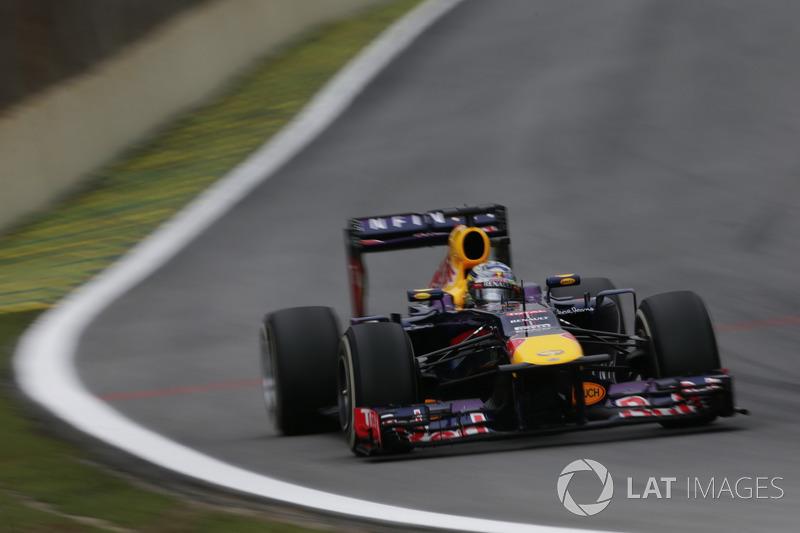 2013. Інтерлагос. Переможець: Себастьян Феттель, Red Bull RB9 Renault