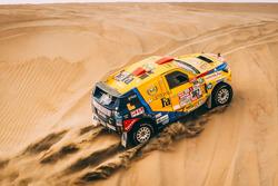 Команда Opel Dakar