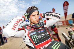Кевин Бенавидес, Monster Energy Honda Team, Honda CRF 450 Rally (№47)