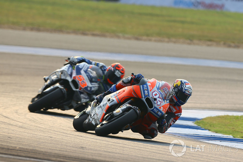 Dovizioso and Tito Rabat, Avintia Racing