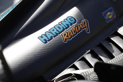Gabby Chaves, Harding Racing Chevrolet logo