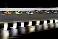 Joey Logano, Team Penske Ford Fusion, Ryan Blaney, Team Penske Ford Fusion, Brad Keselowski, Team Penske Ford Fusion