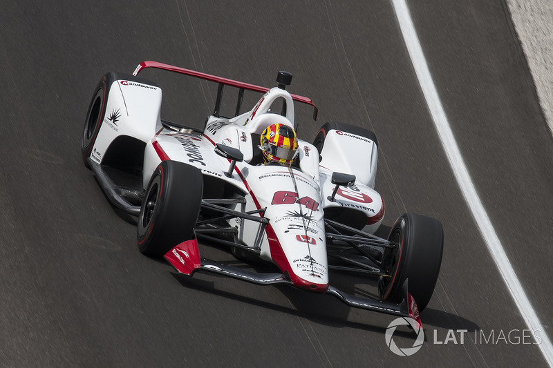 17. Oriol Servia, Scuderia Corsa with RLL, Honda