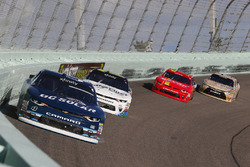 Brennan Poole, Chip Ganassi Racing Chevrolet and Blake Koch, Kaulig Racing Chevrolet