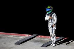 Felipe Massa, Williams celebrates his last Brazilian race in parc ferme