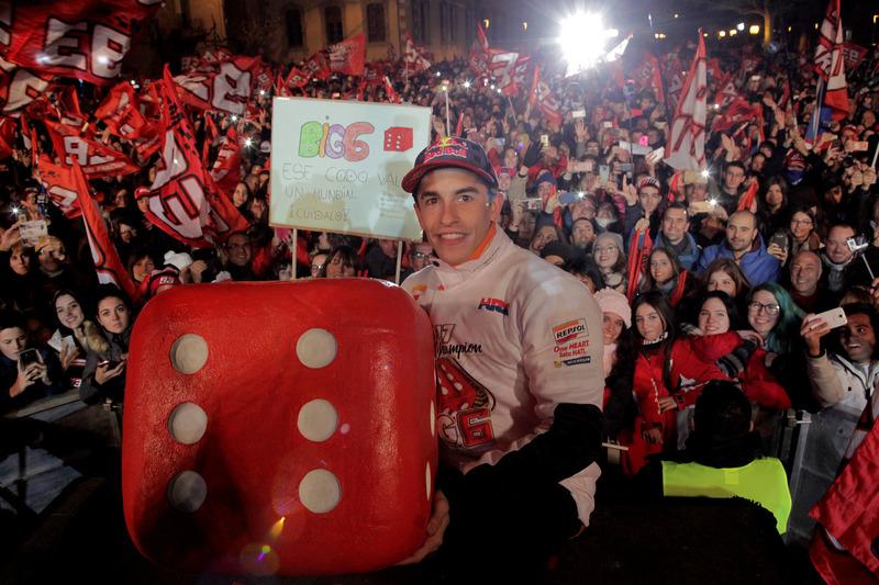 MotoGP: Марк Маркес