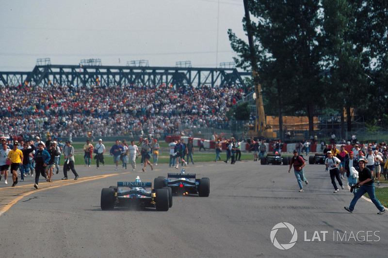 Bonus - Canada 1995 : L'invasion des admirateurs de belles voitures