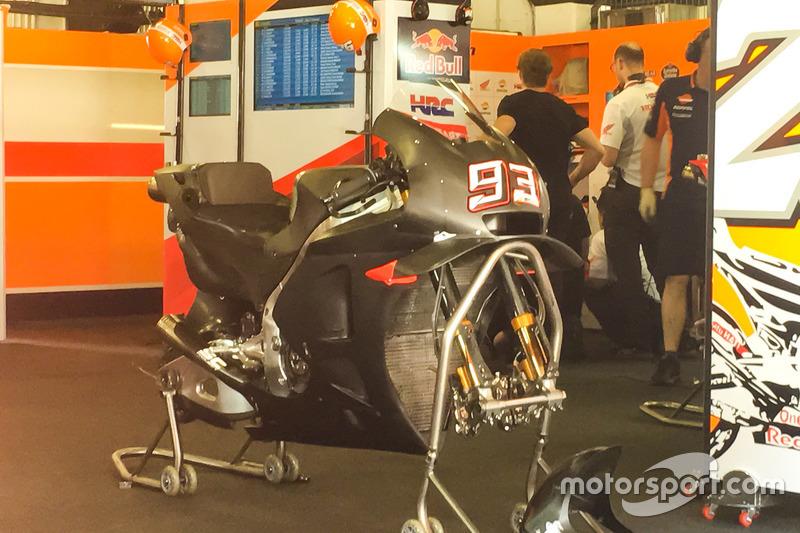 2019 Honda RC16