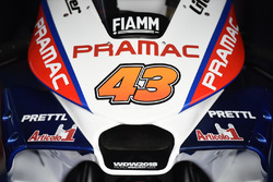 Ducati of Jack Miller, Pramac Racing