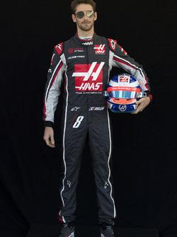 Romain Grosjean, Haas F1