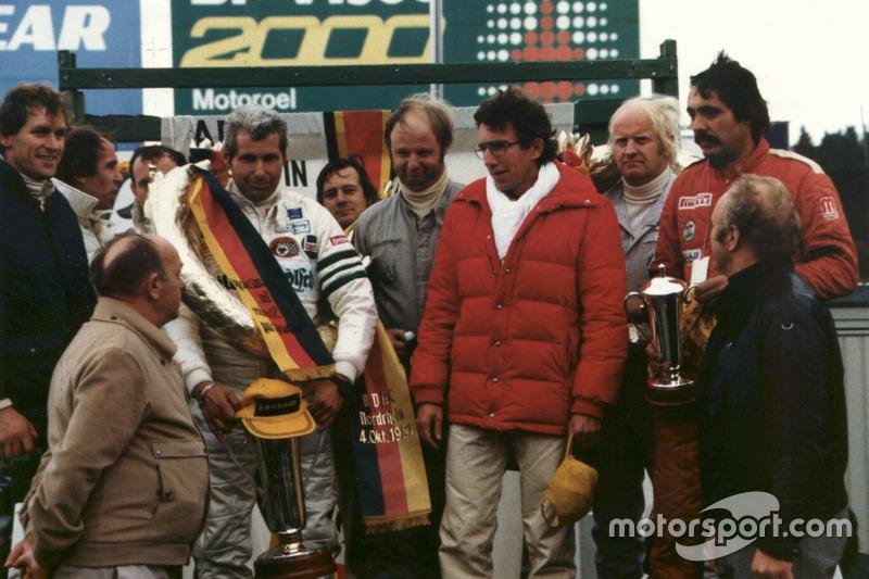 1981: Хельмут Дёринг, Дитер Гартман, Фриц Мюллер – Ford Capri