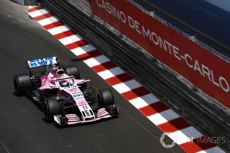 9. Sergio Perez, Force India VJM11