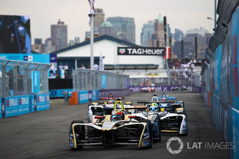 Saison 4 : E-Prix de New York 2018