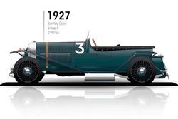 1927 Bentley Sport
