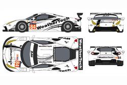 JMW Motorsport ve Weathertech