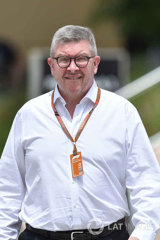Ross Brawn, Formula 1 Motorsporları Direktörü