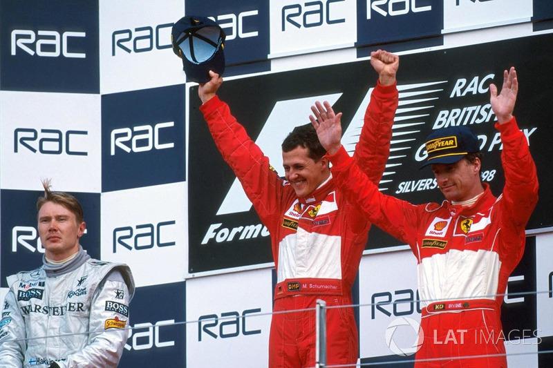 31勝目:1998年イギリスGP