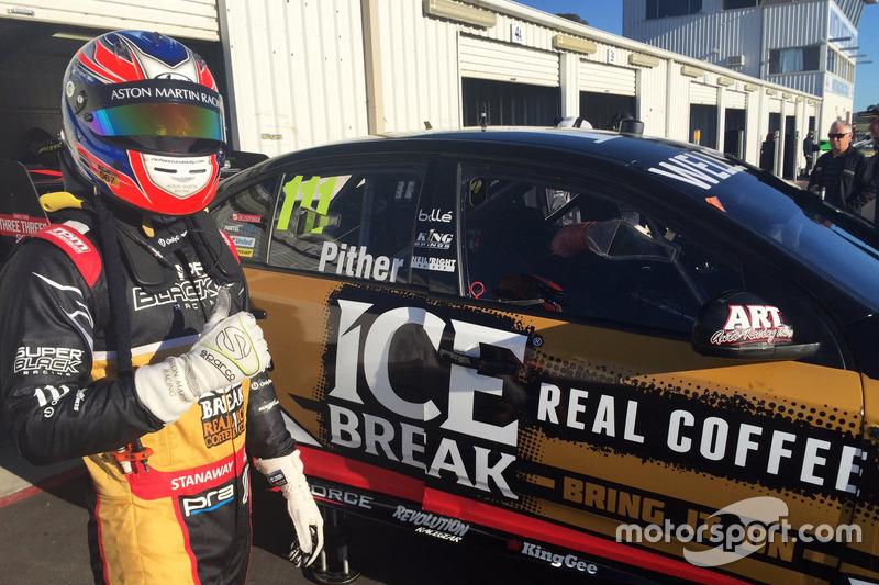 Richie Stanaway, Super Black Racing