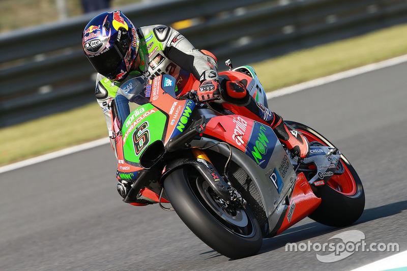 13. Stefan Bradl, Aprilia Gresini Racing Team