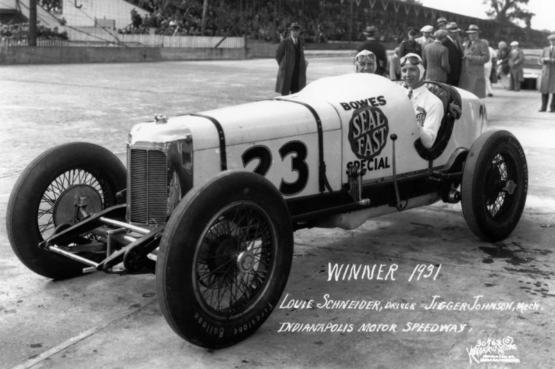 1931: Louis Schneider