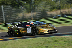 #108 Lamborghini Huracan, S.GTCup, Raton Racing: D'amico-Zaugg