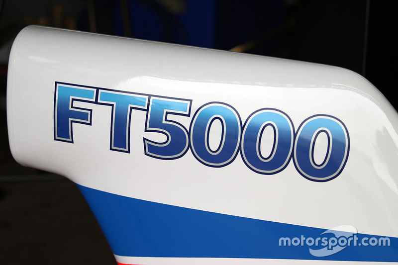 Fórmula Thunder 5000, pruebas