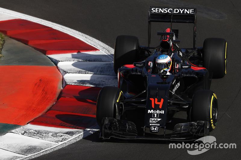 2016: McLaren MP4-31